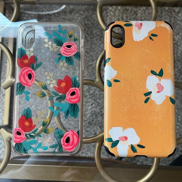 iPhone XR case bundle
